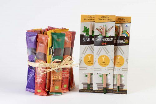 Csinták Ültethető ceruzákkal családi csomag